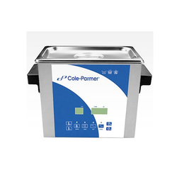 Cole-Parmer 3 Liter Ultrasonic Cleaner with Digital Timer and Heat