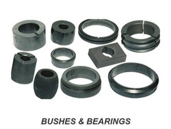 Carbon Bushes and bearing