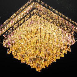 Electric Decorative Crystal Chandelier