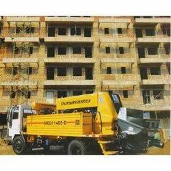 Moli Concrete Pumps Rental Service