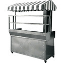 Stainless Steel Chaat Counter