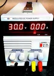 DC Power Supply 0-30V / 0-2A