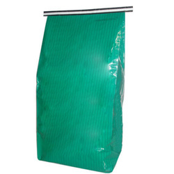 Green Polypropylene Woven Sack