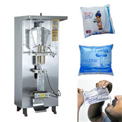 Milk Butter Milk Water Pouch Packing Machine