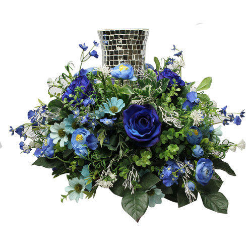 Center Table Artificial Flower Arrangement