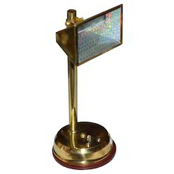 Brass Light Stand