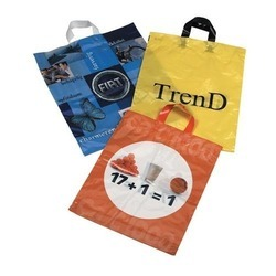 Flexo Printed Shopping Bags