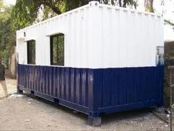 Cargo Container Office Cabin