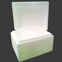 White EPS Thermocol Boxes, Rectangle