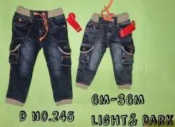 Cargo Kids Jeans