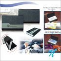 Dual Side Opening Visiting Card Holder NICP-1126