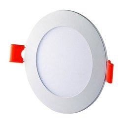 220-240 V 15W Finolex LED Round Slim Panel Light
