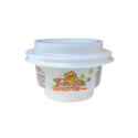 HIPS Plastic Ice Cream Cup