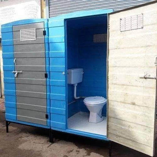 Portable Mobile Toilet At Rs 48 Unit Mobile Toilets ID Mesmerizing Mobile Bathroom