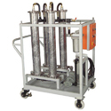 Tan Reduction Eh Oil Stainless Steel Filtration System