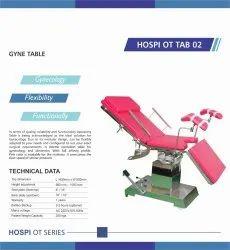 Obstetrics Gynecology Table