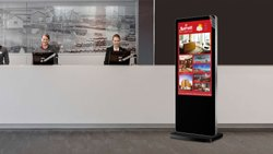 Advertising Kiosk LED Video Displays