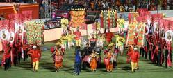 opening ceremonies of IPL