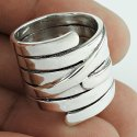 Charming Sterling Silver Ring