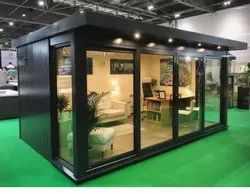 Portable Containers With A C Room