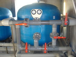 Swimming Pool Filtration