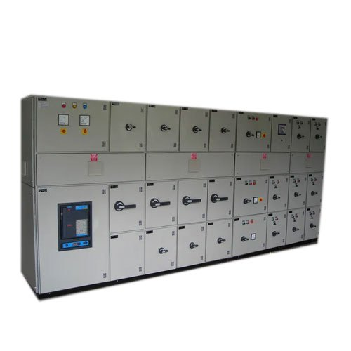 Mild Steel Three Phase Electrical Main LT Control Panel, For Industrial
