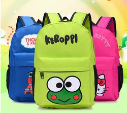 Plain Custom School Bags