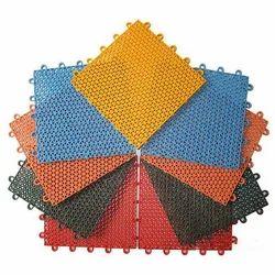 Interlocking Modular Sports Tile