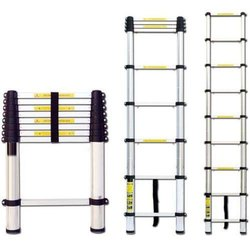 2 M Telescopic Ladder