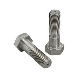 Hex Steel Bolt