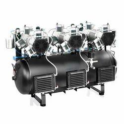 Oil Free Compressors