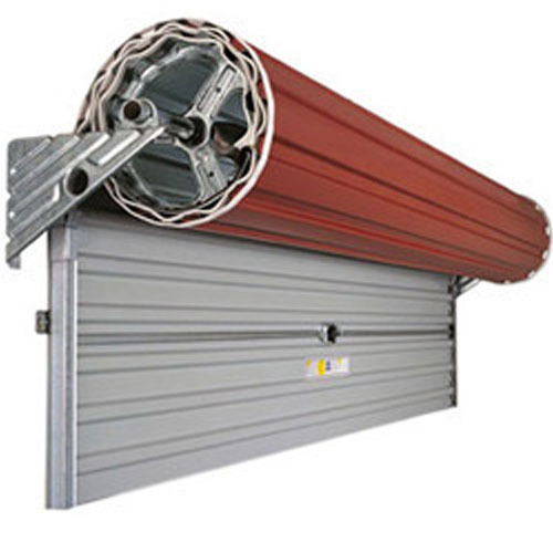 Iron Full Height Rolling Shutters