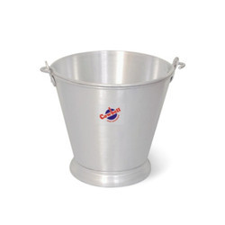 6 Liters Aluminum Milk Bucket