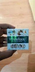 White Face Whitening Cream, Type Of Packaging: Box, Ingredients: Herbal
