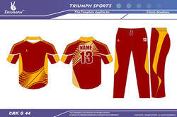 One Day Cricket Uniforms
