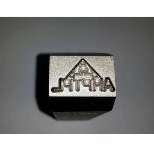 Logo Metal Stamp Punch at Rs 6000 /piece | स्टैम्पिंग ...