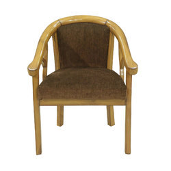 Brown Modern Wooden Chair