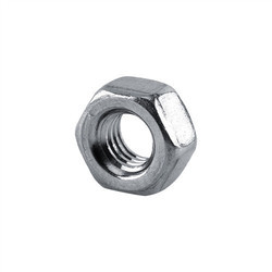 Stainless Steel Hex Nuts, Size: M 2 - M 30