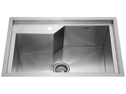 Neelkanth stainless steel kitchen sinks at rs 5700 piece ss neelkanth stainless steel kitchen sinks workwithnaturefo