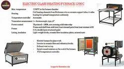 GLASS HEATING FURNACE