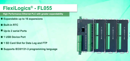Flexilogics , FL055 PLC, Renuelectronics Private Limited | ID