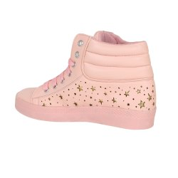 Lace Up Ladies Pink Casual Shoes, Size: 36-41 US