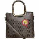 mariQuita Satchel Gold Bag