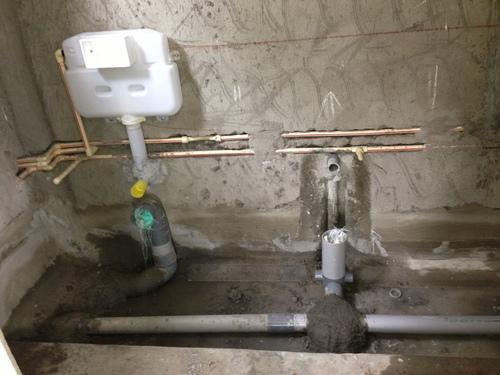 Toilet Plumbing Fixing Works In Chennai Taramani By
