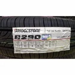 145 mm Tubeless Bridgestone B 290 145/80R12 74T Car Tyre