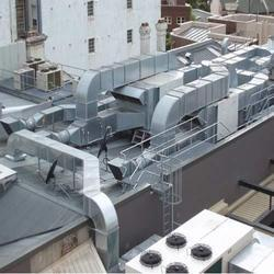 Electric Air Duct, For Industrial