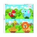 Printed EVA Animals Mat