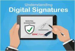 Emudhra Class 3 Digital Signature Certificate, Authentication