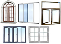 Stylish Aluminium Window