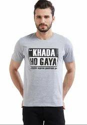 Grey Khada Hogya Tshirt